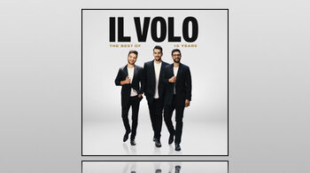 10 Years: il Best of che celebra la carriera de Il Volo