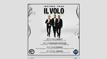 Il Volo to announce an in store Italian tour!