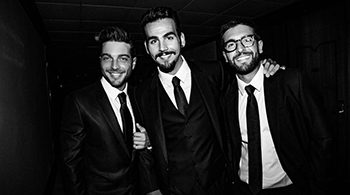 June 5th: Il Volo will open 2021 at the Verona Arena